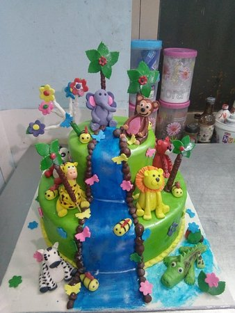 Remarkable Awesome Birthday Cakes Reviews Photos Cakezone Tripadvisor Funny Birthday Cards Online Overcheapnameinfo