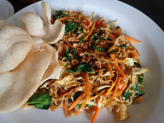 Warung Totemo: Fried Noodles