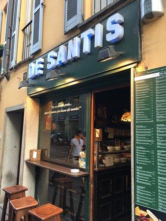 De Santis: Le restaurant