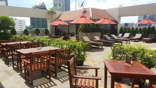 Avani Atrium Bangkok Hotel: A Good place to relax