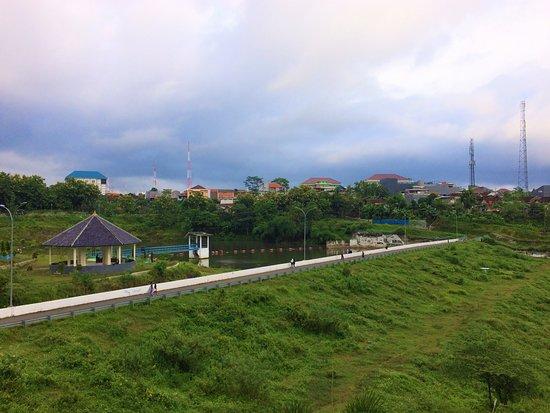 Waduk Universitas Diponegoro: View dari Gardu Pandang