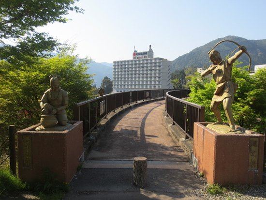 縄文公園 下呂ふるさと歴史記念館