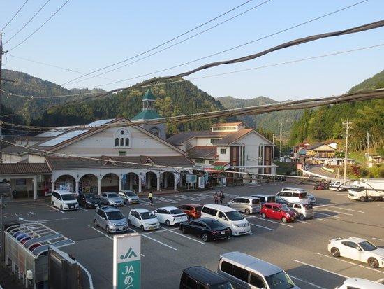 Shirakawa-cho, Japan: 駐車場