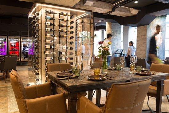 Smoking Chef Grill Amp Wine Yerevan Restaurant Reviews