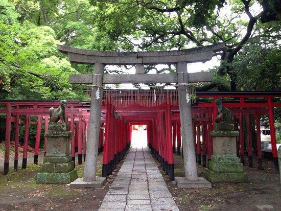 Minowa Inari Shrine
