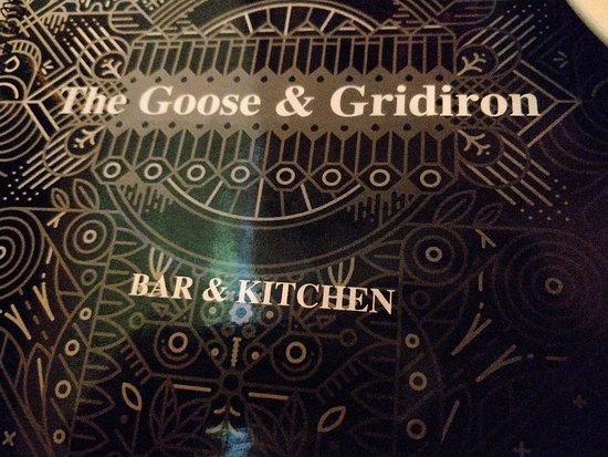 Bilde fra The Goose & Gridiron