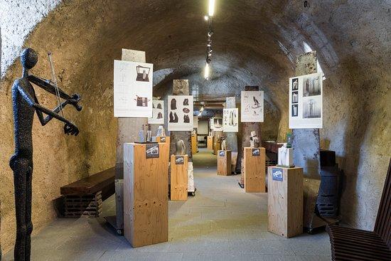 Fanano, อิตาลี: Le Cantine degli Scolopi, Ufficio Turistico e sede di mostre d'arte