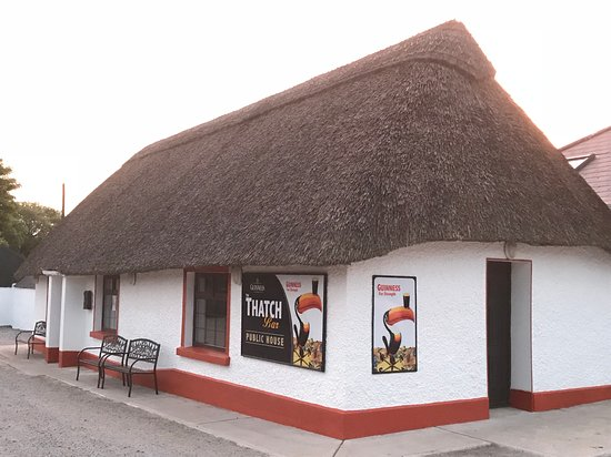 The Thatch Bar