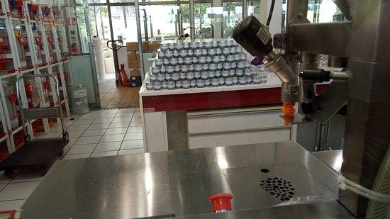 Parfumerie Fragonard - L'Usine laboratoire: цех