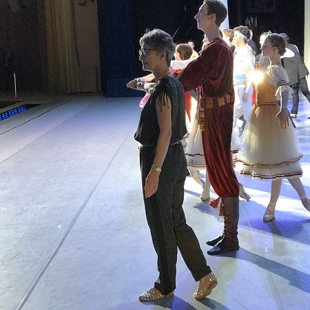 OuroborosTravel - Day Tours: 2018 June. 280 years of Vaganova Ballet Academy. Royal Danish Ballet School in Moscow.
