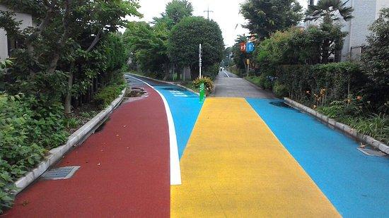 Shimogawara Green Pathway