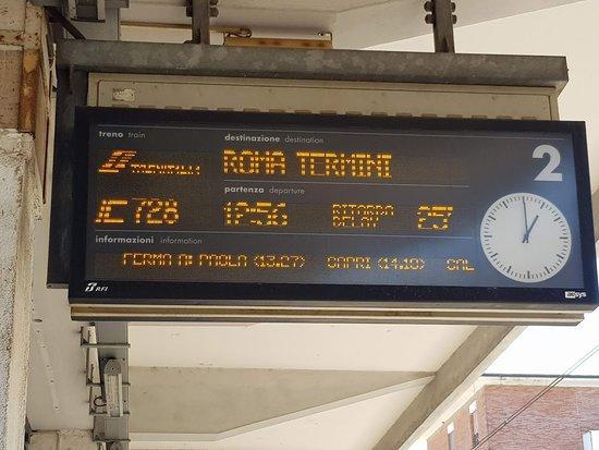 Trenitalia: Intercity 728 1