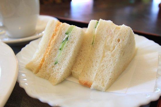 Takachiho: サンドイッチ