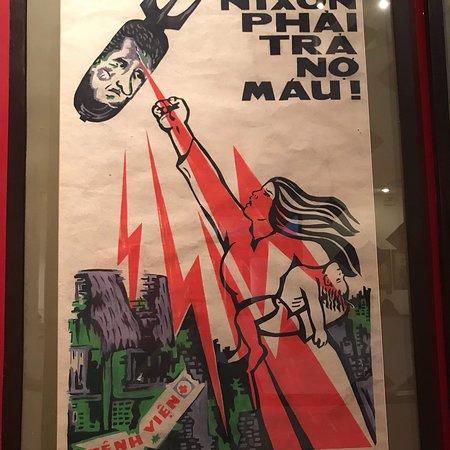 越南妇女博物馆照片