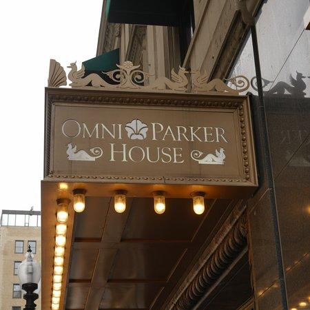Omni Parker House Photo