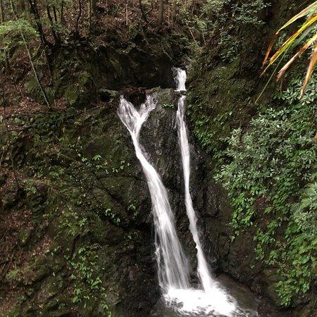 Kawane Meotodaki Waterfall
