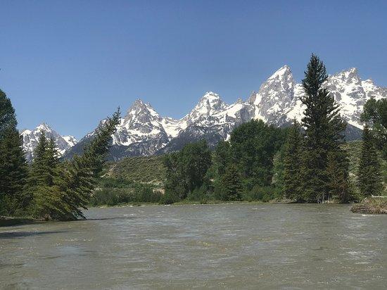Barker-Ewing Scenic Float Trips: Grand Tetons