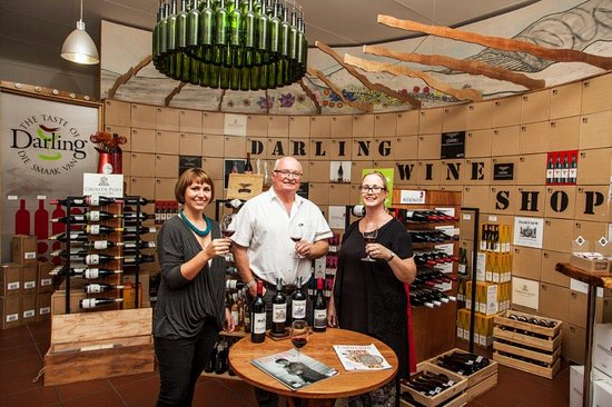 The Darling Wine Shop
