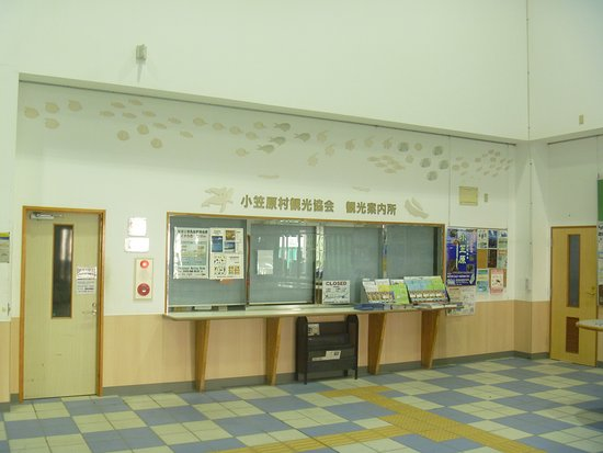 Ogasawara Village Tourist Association Futami Port Pier Information Center