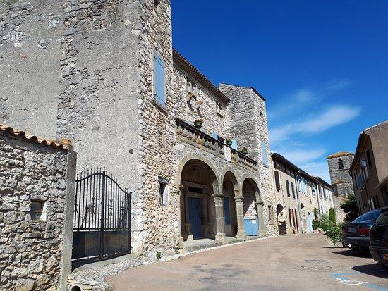 La Bergerie: le village