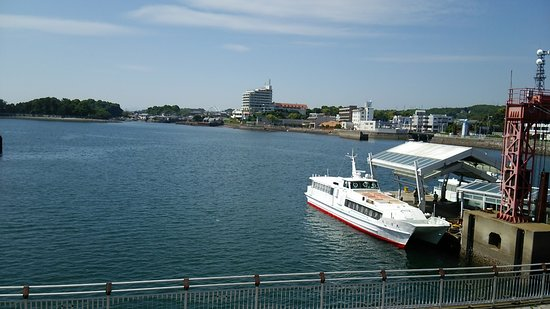Shimabara Gaiko Seaport