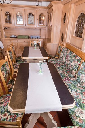 Restaurant des Hotel Tiroler Hof: Hotel & Restaurant Tiroler Hof Serfaus