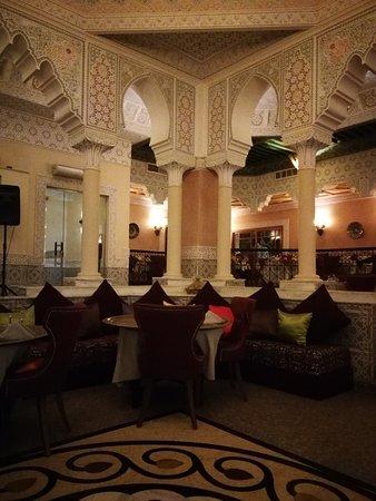 Albatros Palace Resort: marokkanisches Restaurant
