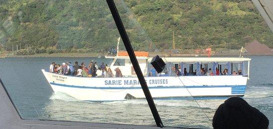 Sarie Marais Pleasure Cruises: Jolly Roger Sea Cruises in the channel !