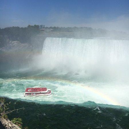 Ниагарский водопад: Cascate e ruota panoramica