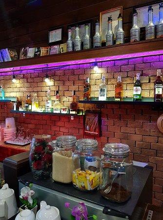 Yam Yum Bar By The Connection Bangkok Restaurant: Love it.
