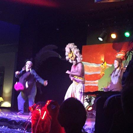 La Palma & Teneguía Princess Vital & Fitness: Lion King Show