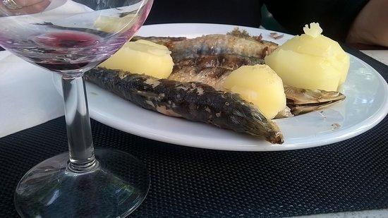 Restaurante Os Unidos: Sardinen