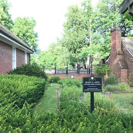 Bilde fra Constitution Square Historic Site