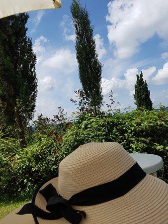 Borgo Bucciano: Am Pool