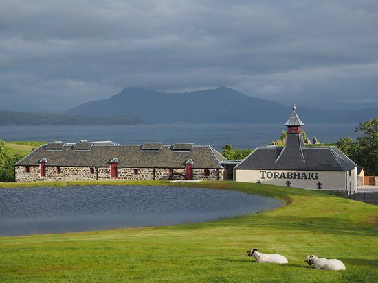 The Distillery at Torabhaig