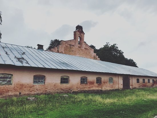 Dubrovka, Ukraine: Дубровский конный завод