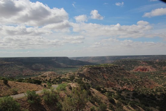 Palo Duro Canyon State Park: second to one