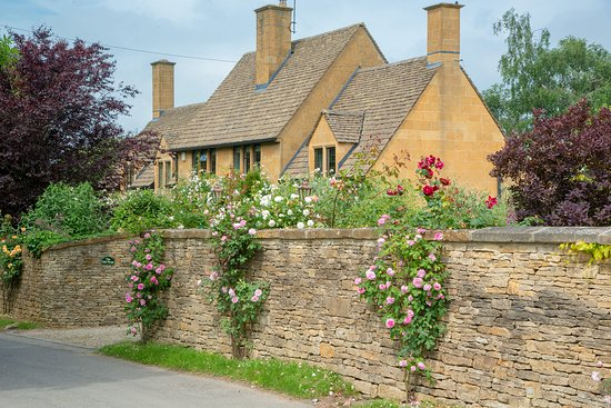 Stanton is the perfect Cotswold village