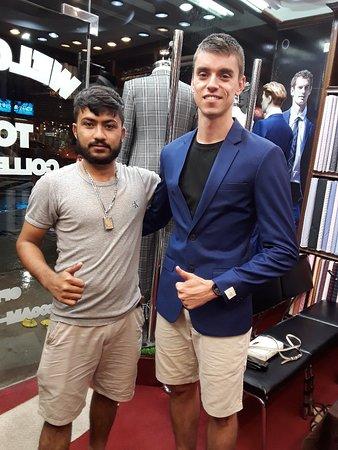 Bophut, Tailandia: Rocky's Fashion