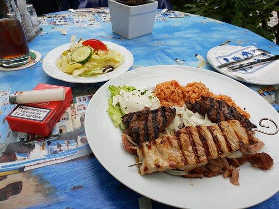 Vilshofen, Germany: Gaststätte Zorbas der Grieche