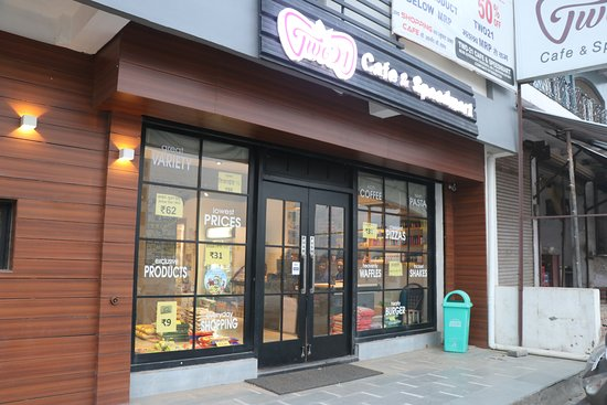 Two21 - Cafe & Speedmart: Two21 cafe. Mathura's destination for international taste