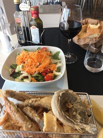 Amelindo Fish & Sushi: Gleichbleibende Qualität auch beim Mittagessen