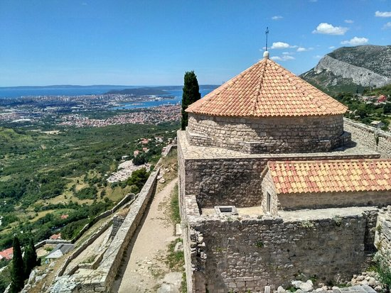 Фотография Klis Fortress