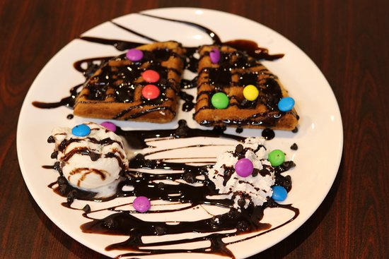 Two21 - Cafe & Speedmart: The waffles have been loved by everyone. Don't you love them too?