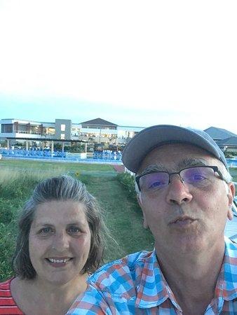 Pullman Cayo Coco: photo from the gazebo near the beach