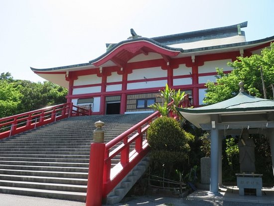 Okinawa Naritasan Fukusen-ji Temple