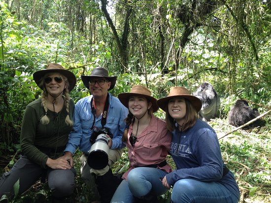 Virunga Community Programs: after gorilla trekking