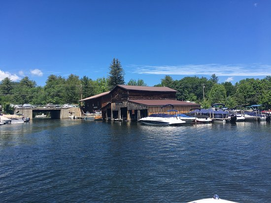 Experience Squam: Squam Lake Marina