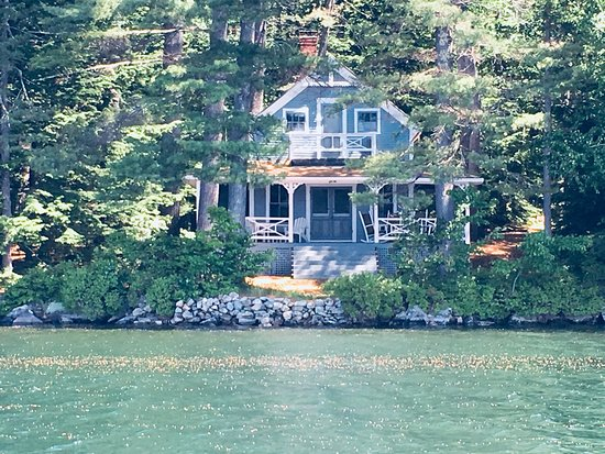 Experience Squam: A beautiful home on the lake