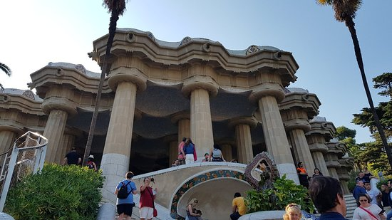 Фотография Дворец Гуэля